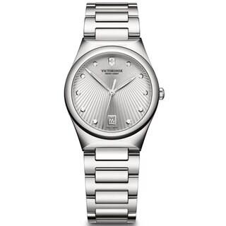 Swiss Army Victorinox Victoria Women's Stainless Steel Watch