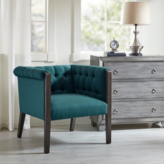 Renee Deep Teal Accent Chair