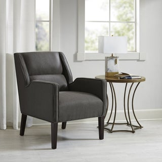 Palm Canyon Fleming Brown Accent Chair