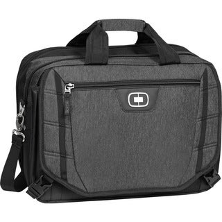 "Ogio Circuit Carrying Case for 15"" Notebook - Black, Dark Static"