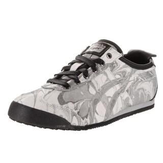Onitsuka Tiger Unisex Mexico 66 Black Textile Casual Shoe