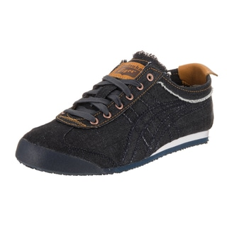 Onitsuka Tiger Unisex Mexico 66 Blue Denim Casual Shoes
