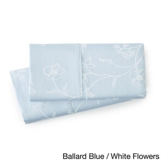 Southshore Fine Linens - Sweetbrier 100% Cotton Pillow Cases (Pack of 2)