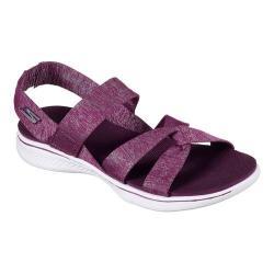 Women's Skechers H2 Goga Bountiful Sandal Purple