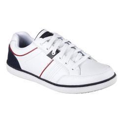 Men's Skechers Lanson Rometo Sneaker White/Navy