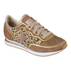 Women's Skechers OG 98 Leopard Love Sneaker Leopard