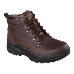 Men's Skechers Relaxed Fit Holdren Norman Boot Brown