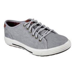 Men's Skechers Relaxed Fit Porter Meteno Sneaker Light Gray