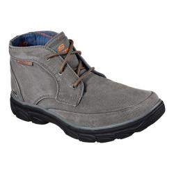 Men's Skechers Relaxed Fit Resment Tavos Ankle Boot Olive