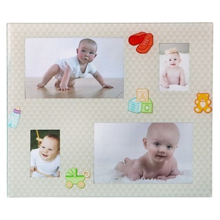 Glass Baby Collage Frame