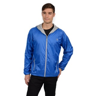 Champion Men's Packable Mock Neck Jacket