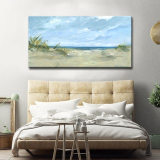 'Sandy Shores' Ready2HangArt Canvas Art by Dana McMillan