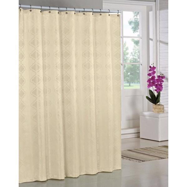 Crystal Jacq Shower Curtain
