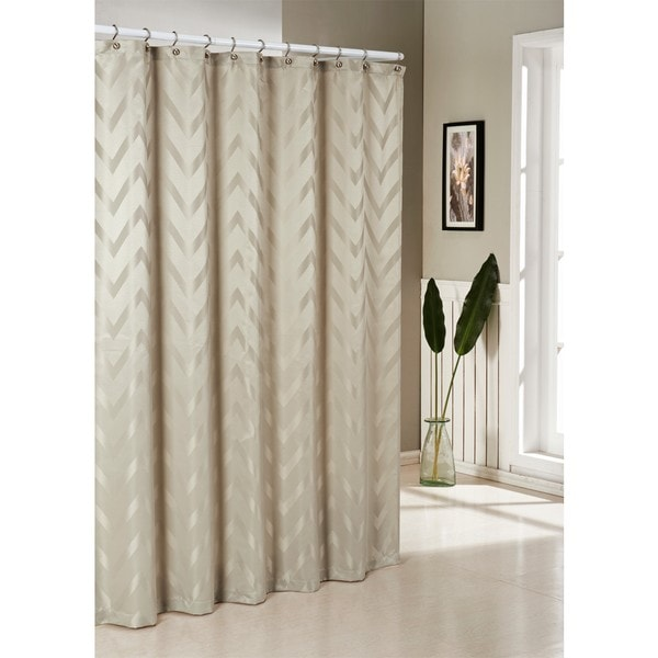 Behrakis Jacq Shower Curtain