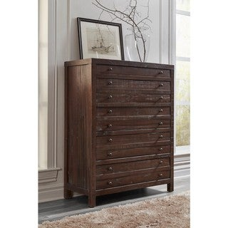 Townsend Java 5-drawer Solid Wood Chest