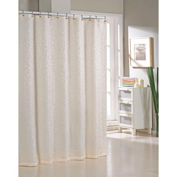 Livingston Jacq Shower Curtain