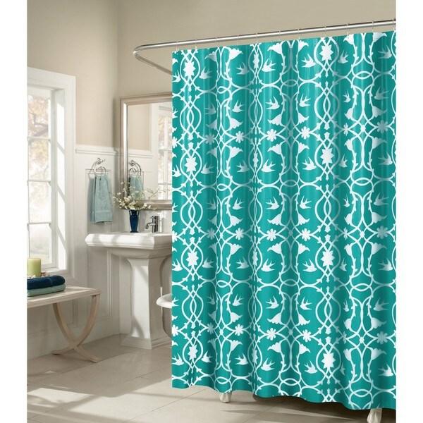 Duck River Katrina PEVA Shower Curtain
