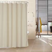 Joanne Mosaic Weave Shower Curtain