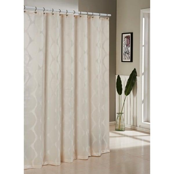 Hampshire Jacq Geometric Shower Curtain