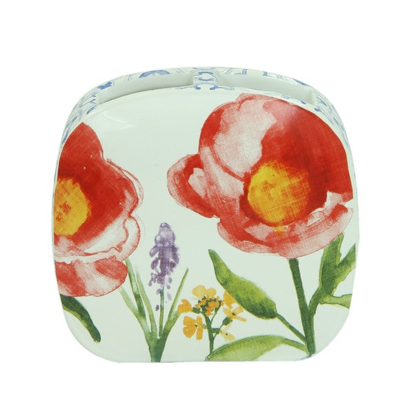 Merry May Bath Accessories by Bacova Guild