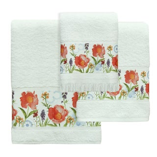 Merry May Towel from Bacova Guild