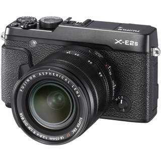 Fujifilm X-E2S Mirrorless Digital Camera 18-55mm