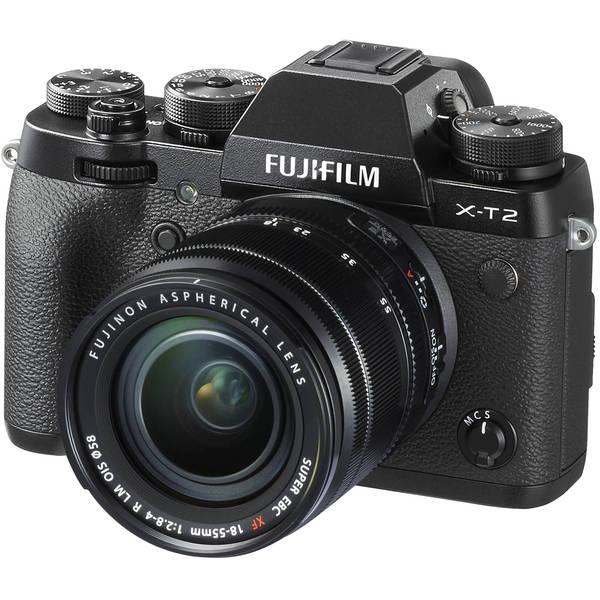Fujifilm X-T2 Mirrorless Digital Camera 18-55mm
