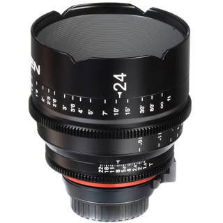 Rokinon Xeen 24mm T1.5 Lens for Canon EF Mount|https://ak1.ostkcdn.com/images/products/14505372/P21061704.jpg?impolicy=medium