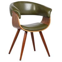 Porthos Home Mid Century Olive Green Zelda Side Chair