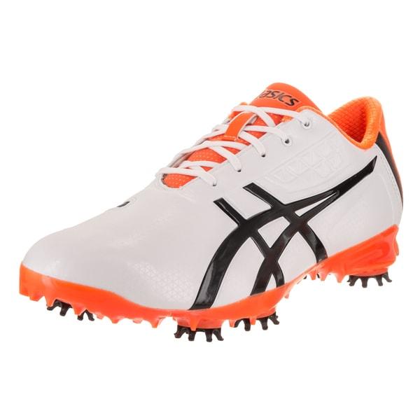 Shop Asics Men S Gel Ace Pro Light Wide Golf Shoe Free