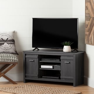 South Shore Exhibit Corner TV Stand