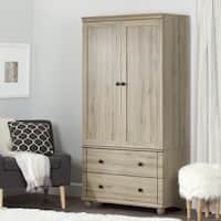 South Shore Hopedale 2-drawer Storage Armoire