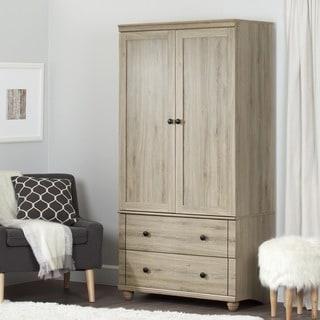 2-drawer Storage Armoire