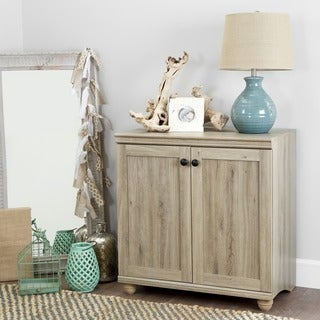South Shore Hopedale 2-door Storage Cabinet