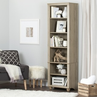 Narrow 6-shelf Bookcase