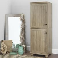 South Shore Hopedale 2-door Narrow Storage Cabinet
