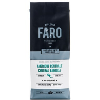 Faro 0.8-pound Limited Roast Single Origin Single Farm Strictly High Grown (SHG) Maragogype Best Nicaraguan Coffee Beans