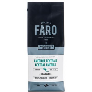 Faro 0.8-pound Limited Roast Single Origin Single Farm Strictly High Grown (SHG) Maragogype Best Nicaraguan Coffee Beans