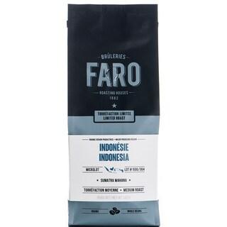Faro Limited Roast Indonesian Whole Coffee Beans