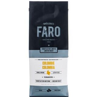 Best Tasting Faro Limited 0.8-pound Roast Columbian Tierradentro Single-origin Whole Coffee Beans