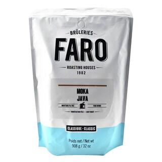 Faro Moka Java Fine Grind Coffee Beans