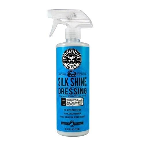 Chemical Guys 16-ounce Silk Shine Spray Dressing Natural ...