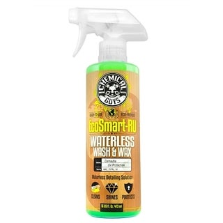 Chemical Guys EcoSmart-RU Waterless Detailing System 16-ounce Bottle
