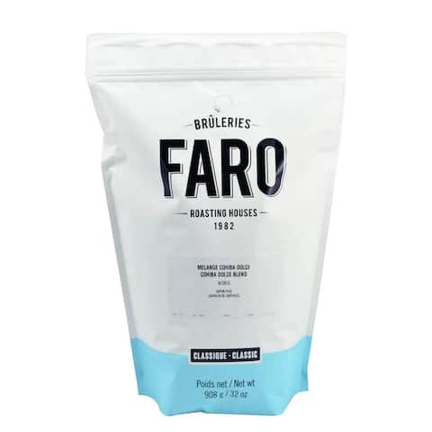 Faro Classic Cohiba Dolce 2-pound Whole Bean Arabica Burundi, Tanzania and Ethiopia Coffee Blend