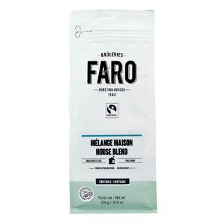 Faro House Blend Filter Organic Fair Trade Coffee (10 oz)