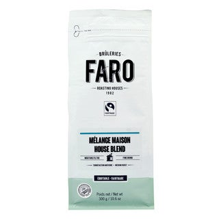 Faro House Blend Filter Organic Fair Trade Coffee (10 oz)