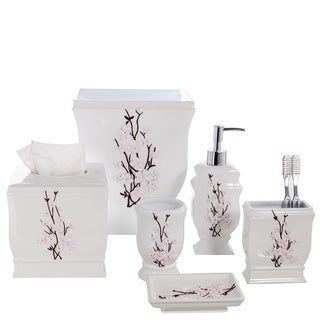 Vanda 6-piece Bath Accessory Set