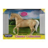Breyer Classics Palomino Morgan Plastic Horse