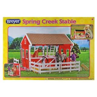 Breyer Classics Spring Creek Stable
