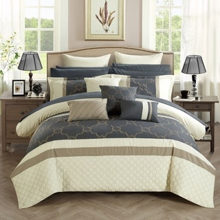 Chic Home Casper 16-piece Bed in a Bag Comforter Set